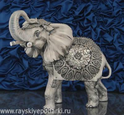 Скульптура cлон индийский max фото