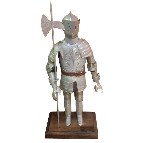 Как сделать фигурку рыцаря
