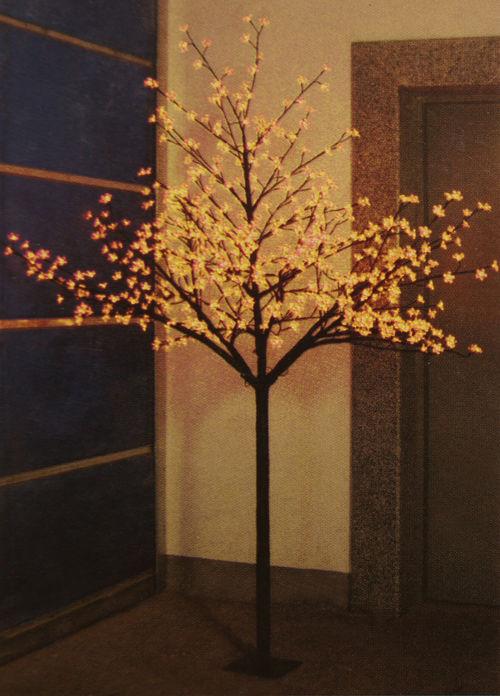 Сделать светодиодные деревья своими руками