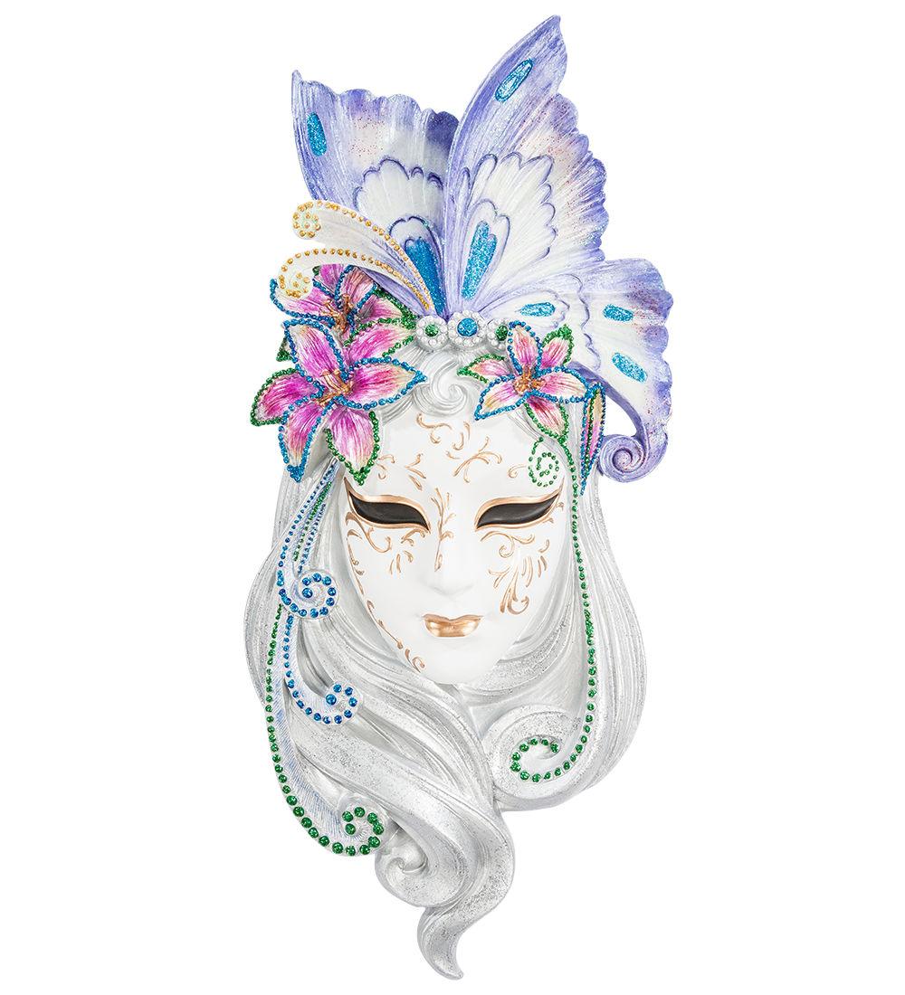 Фарфоровая маска своими руками 56