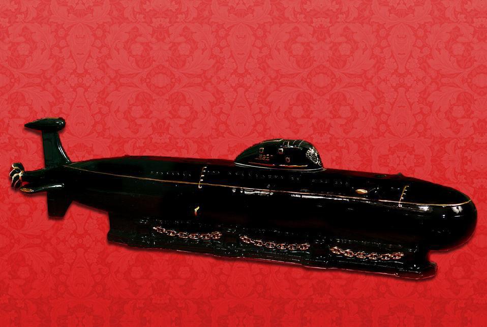 штоф подводная лодка спб