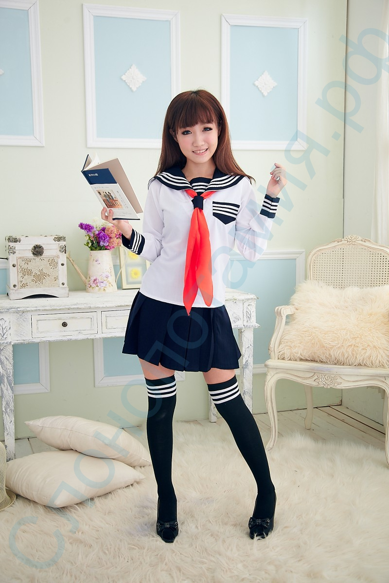 Фото девушки униформа 18 11 фотография