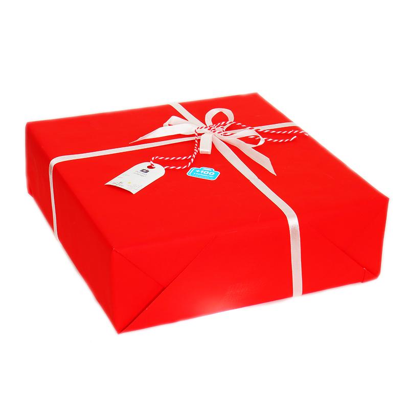 Упаковка подарка в омске 884