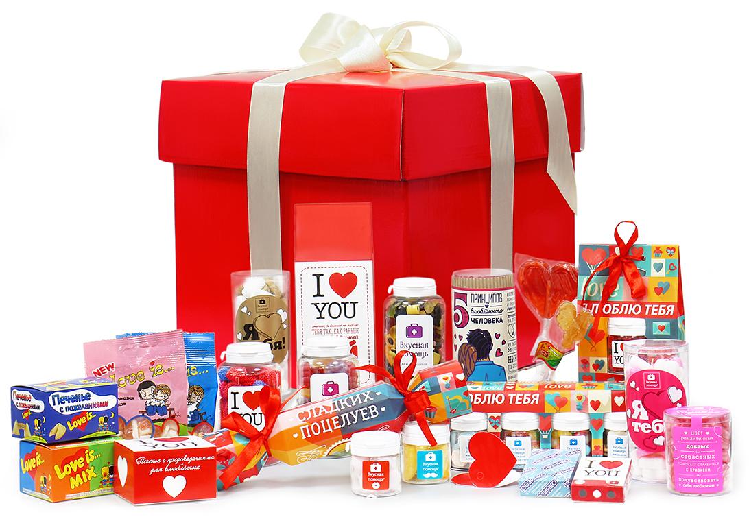 Заказать i подарок на 14 февраля