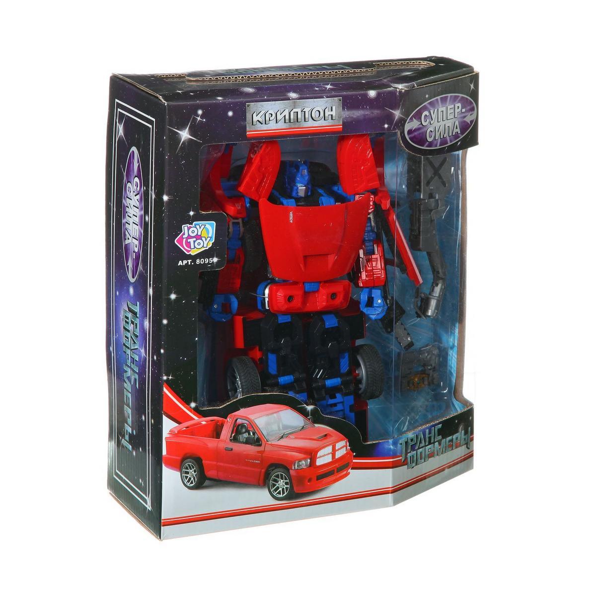 Роботы и трансформеры подарки