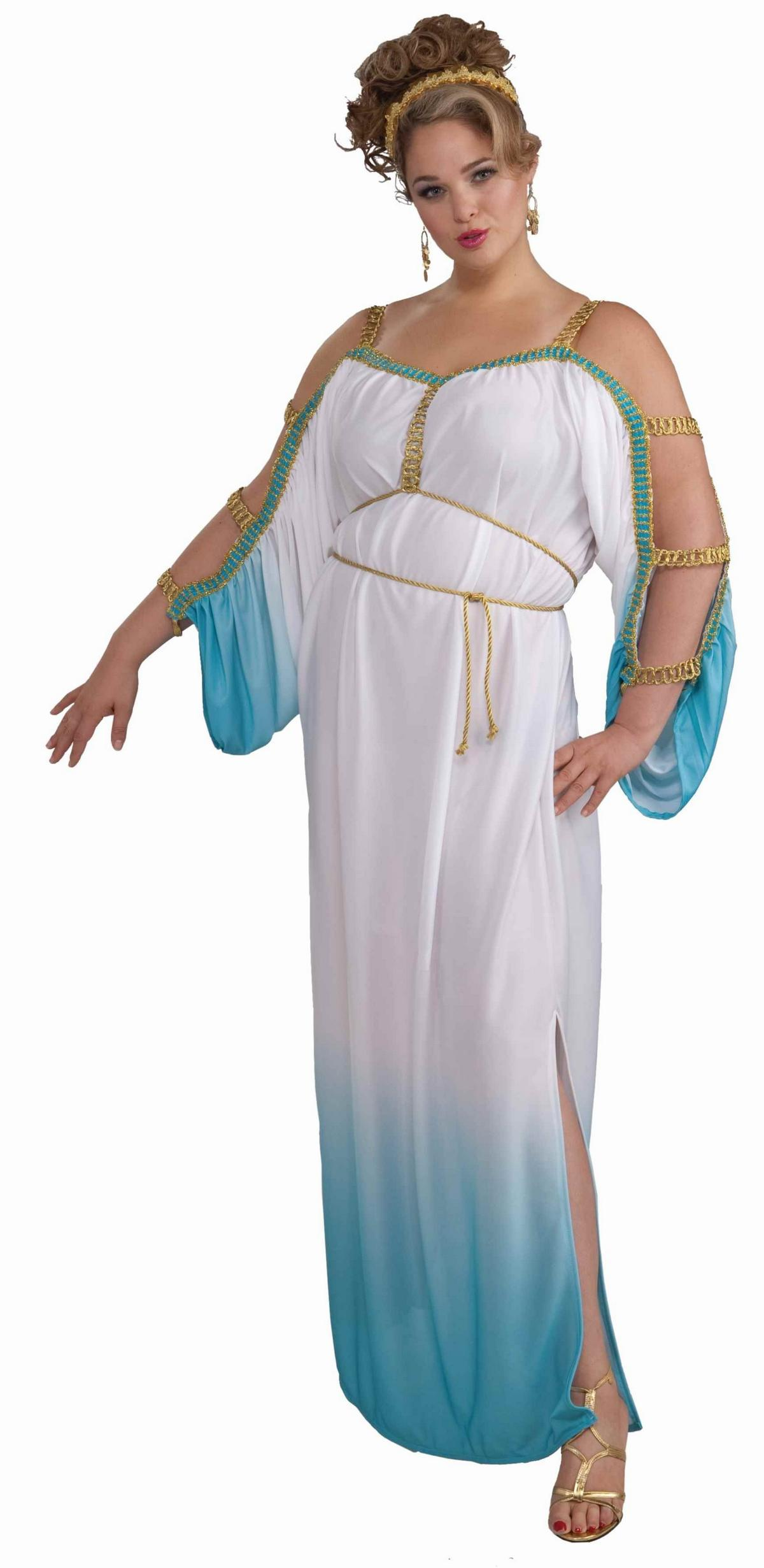 Костюмы греческих богов