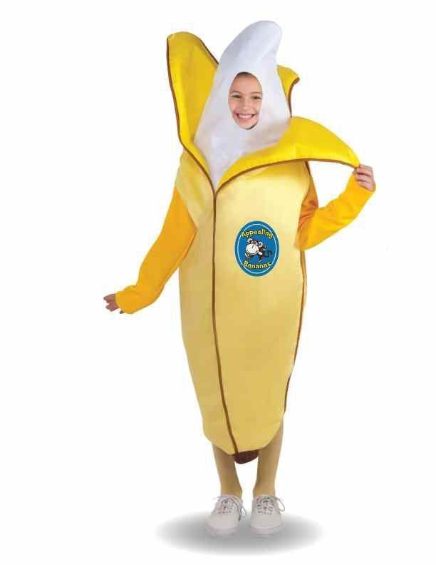 Сделать костюм банана своими руками 129