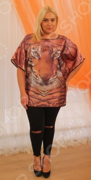 Тигровая Туника С Доставкой