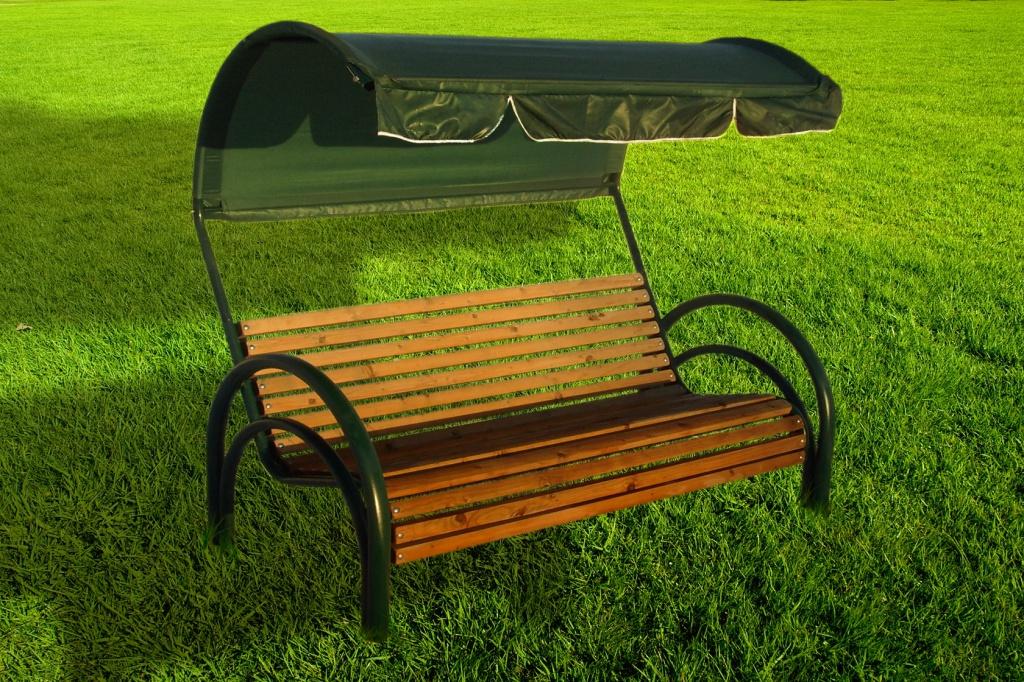 Садовая мебель из профильной трубы фото