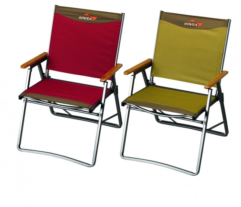 Складное туристическое кресло