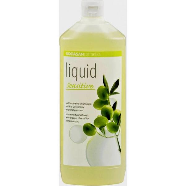 Жидкое мыло своими руками для чувствительной кожи