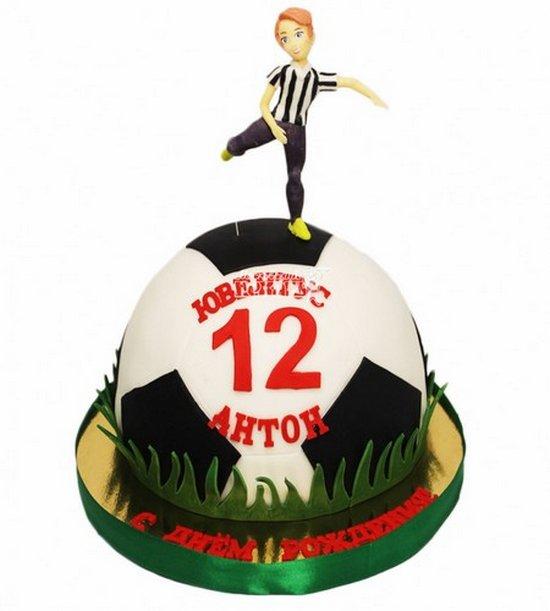 Подарок на день рождение футболисту 82