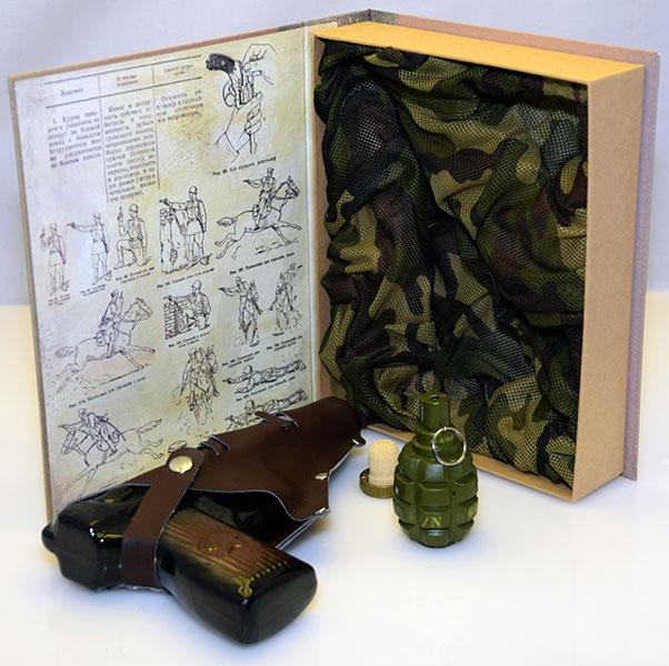 Подарки для военных мужчин украина
