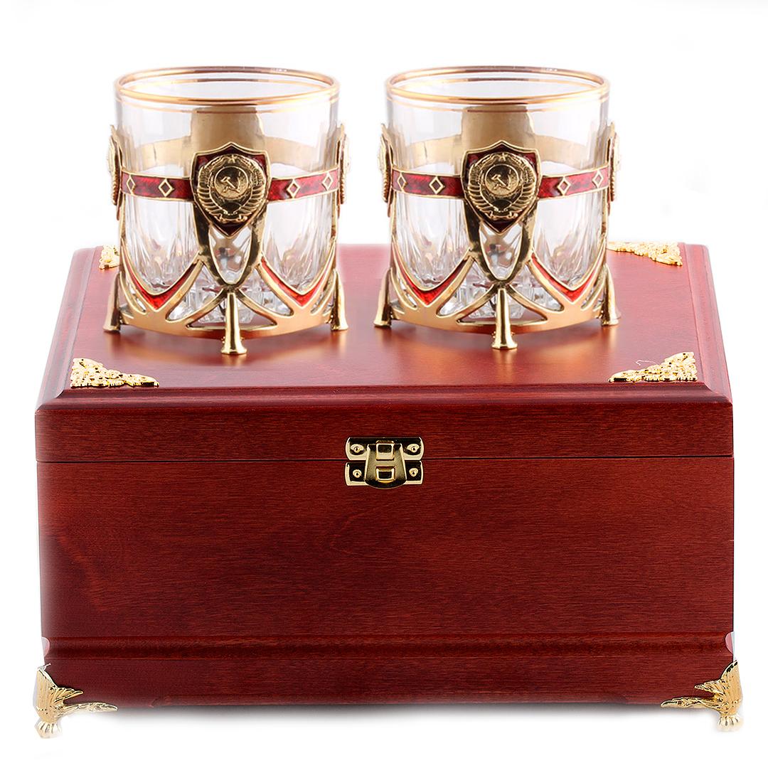 Бокалы для виски подарок мужчине 40