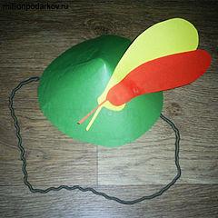 Шляпа поделка своими руками из бумаги