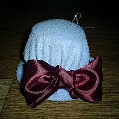 Поделка на 8 марта шляпа