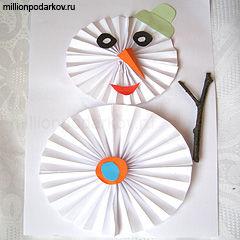 Как из салфетки сделать цветок без ножниц фото 346