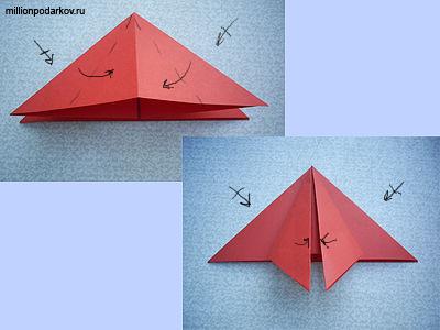 Фото оригами из бумаги своими руками