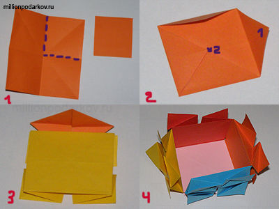 Елочка из бумаги своими руками с инструкцией