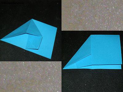Слоник из оригами схема
