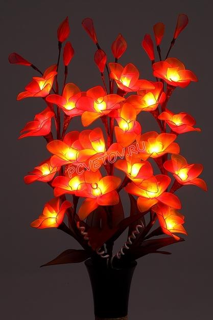 Цветы светильники купить в москве