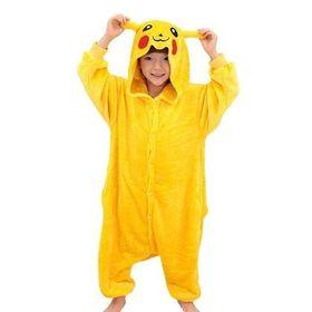 Пижама кигуруми Пикачу для взрослых (тип хвоста - плоский 2cab6e360f566