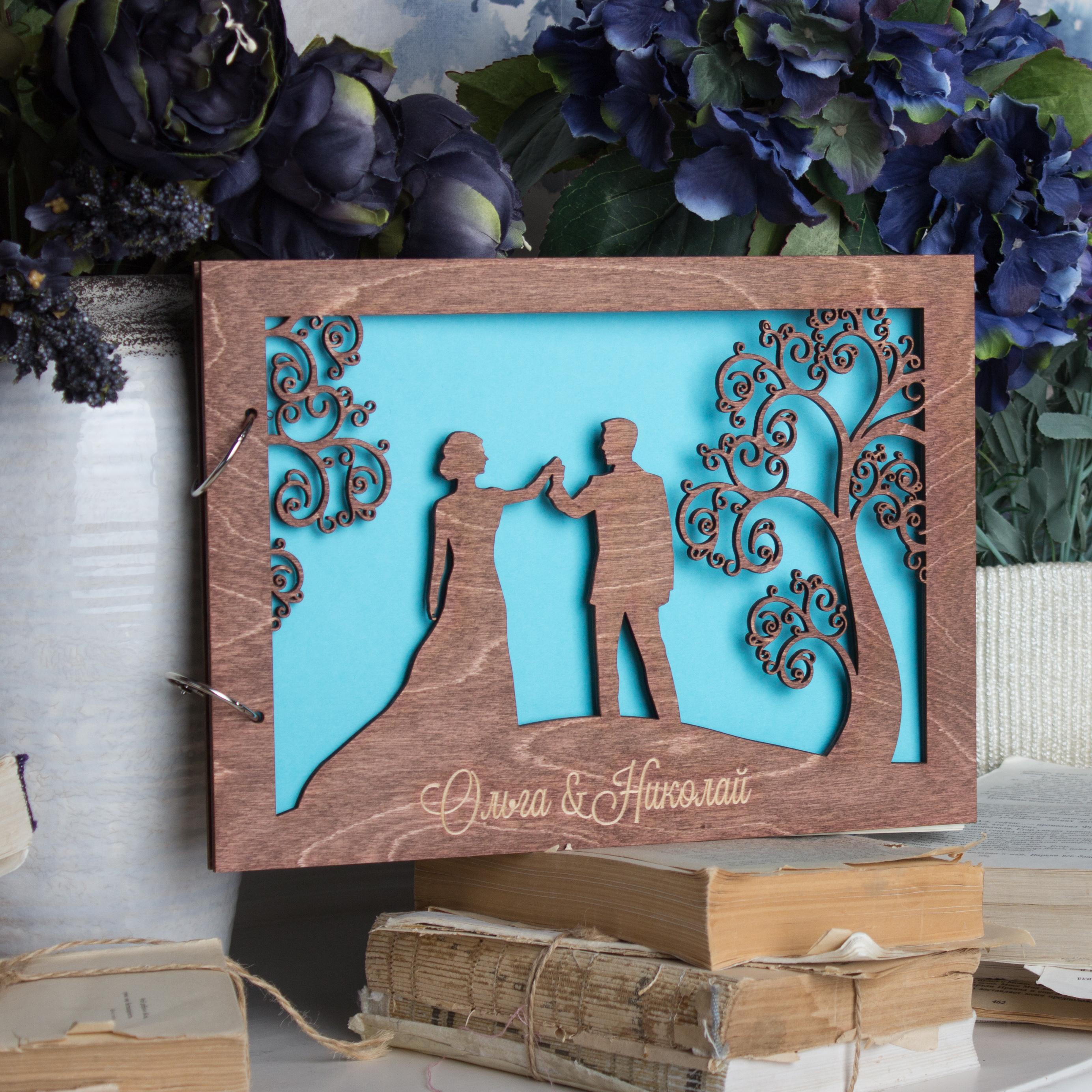 Картинки, открытка на деревянную свадьбу своими руками