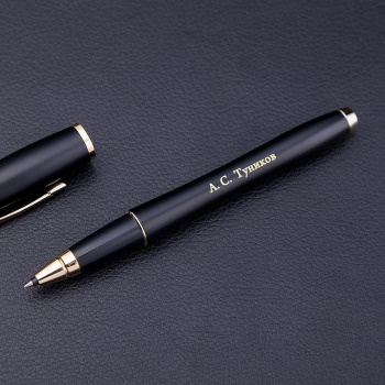 Ручка Parker Urban Muted Black CT 0.8mm 1931592