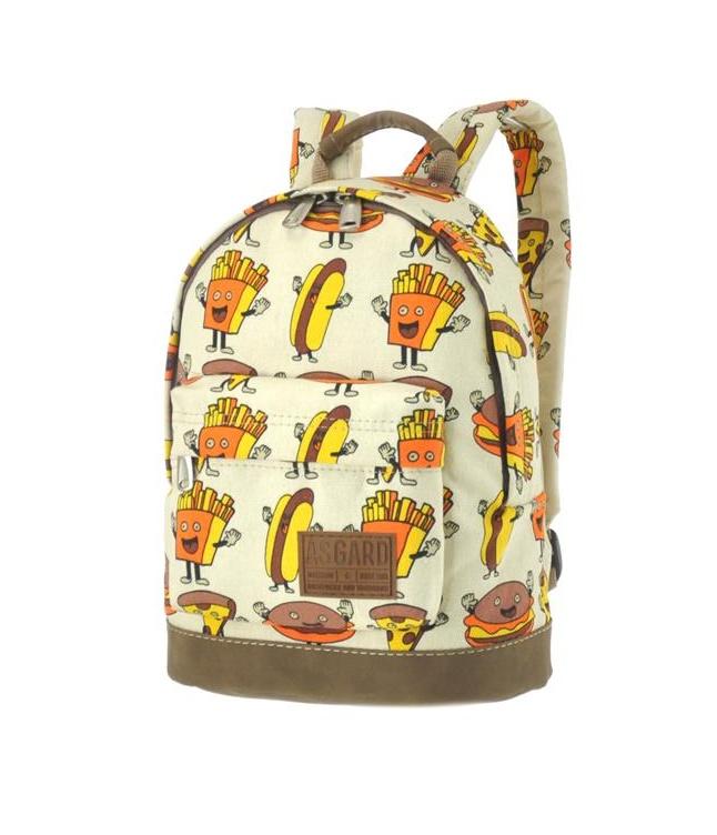 Прикольные рюкзаки с рисунками, для
