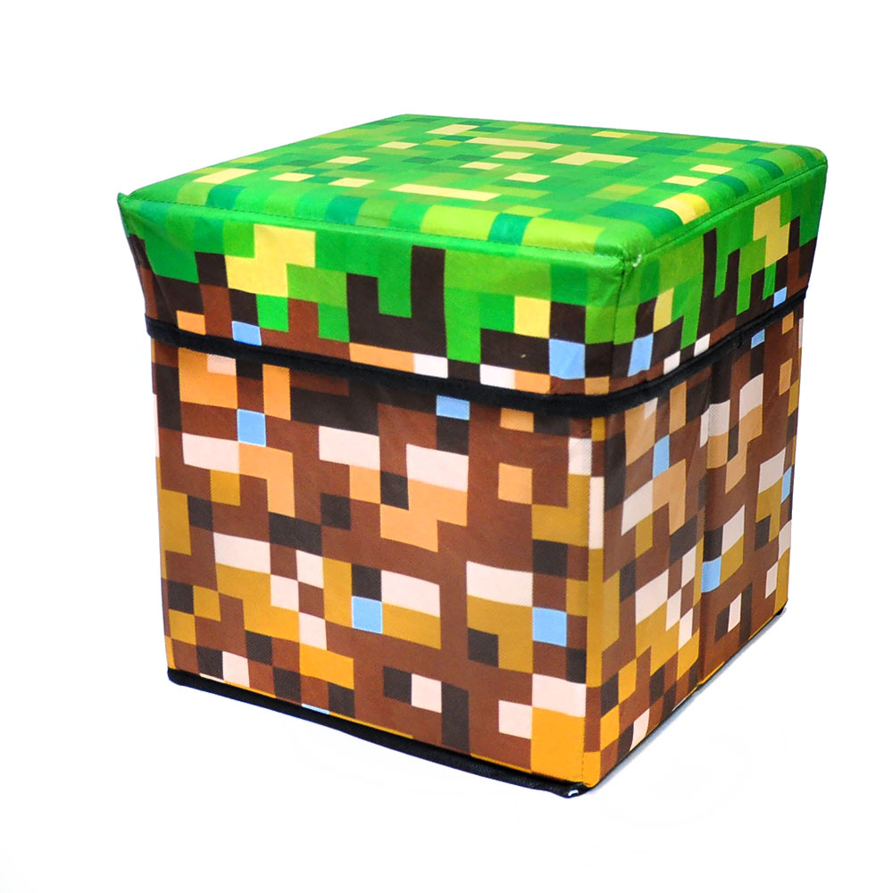 Кубик из майнкрафта картинка