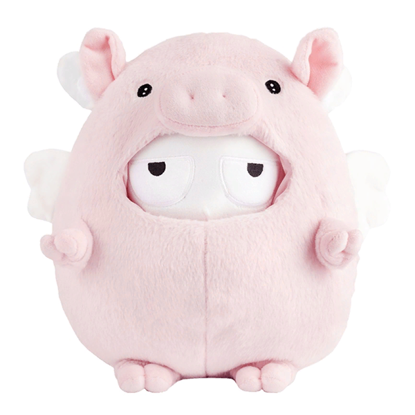 Мягкая игрушка Xiaomi MI Rabbit Flying Pig (25см) - фото