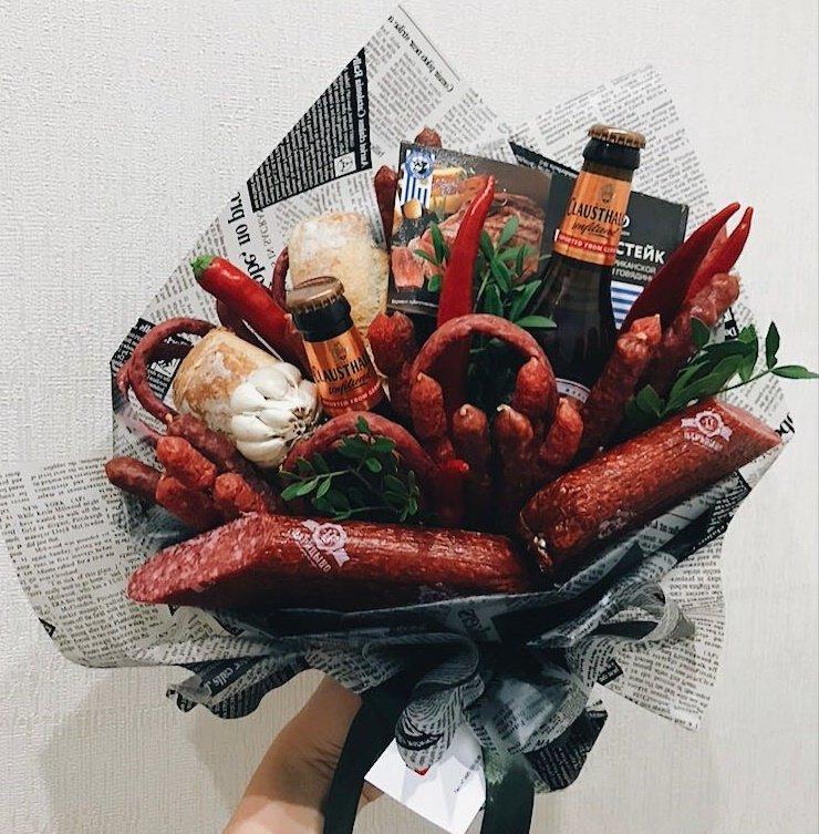 Букеты мужские и женские, цветы екатеринбург