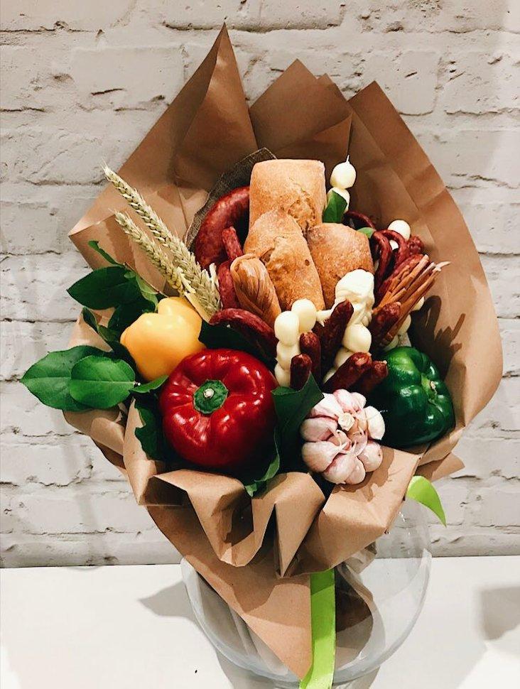 Поздравления с подарком перец