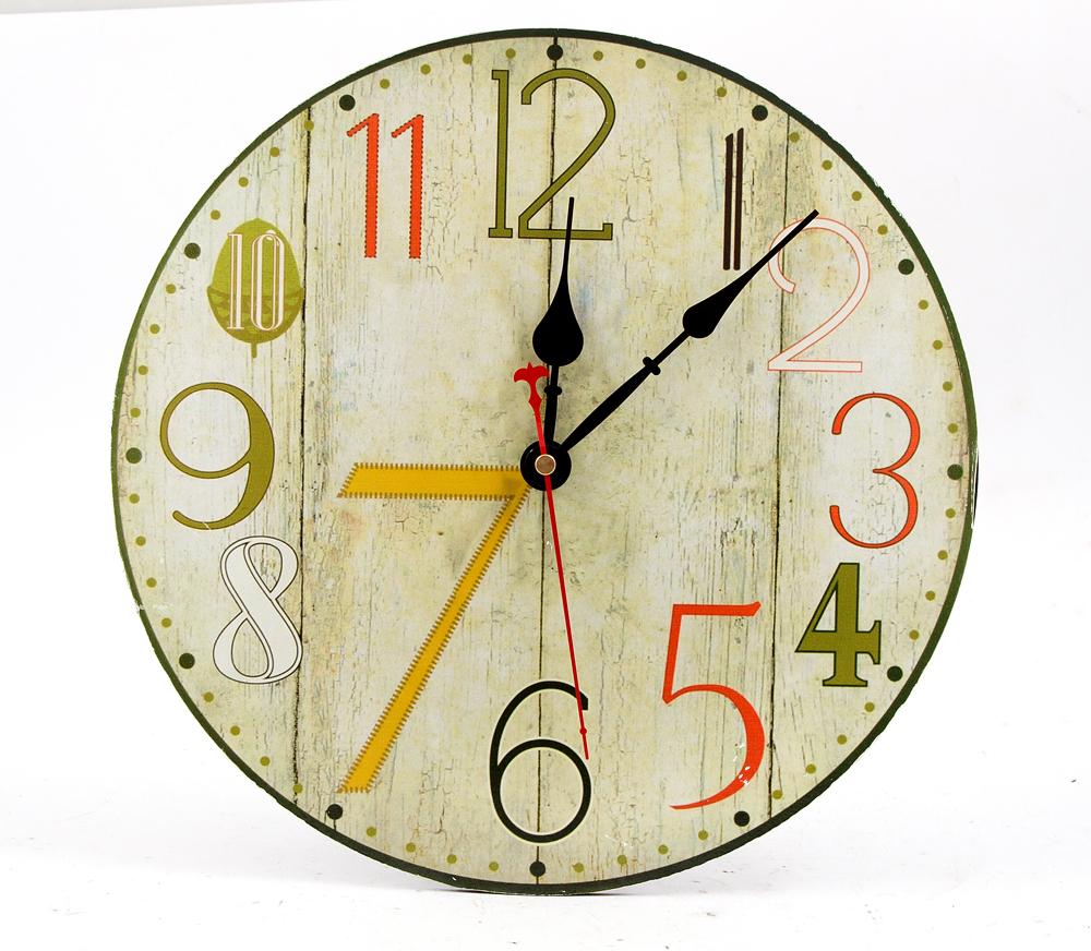 Часы настенные из металла artem qmz46 заказать.
