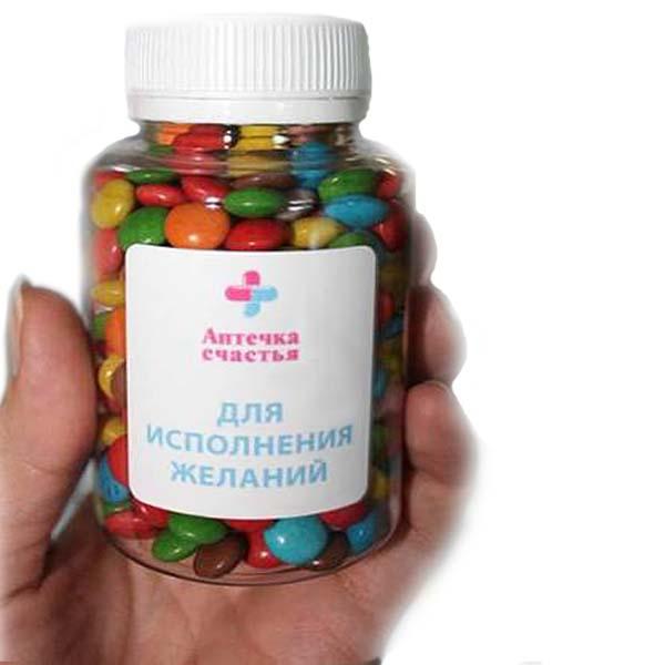 Сделать таблетки своими руками