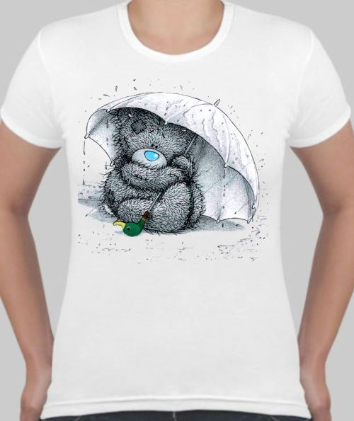 Мишки тедди картинки на футболках