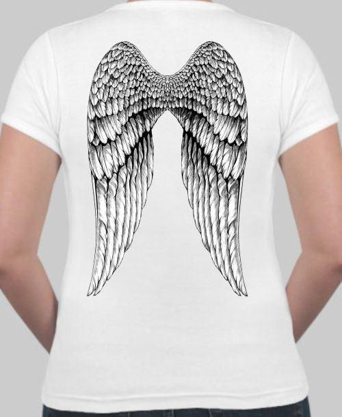 сейчас безопаснее картинки крыльев ангела на одежде меня треугольные часы