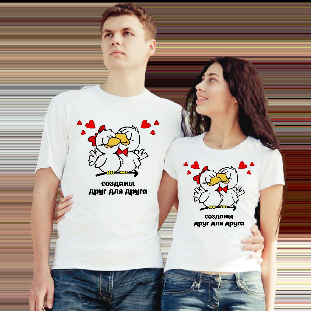 печать на футболках для двоих фото артиллеристы уничтожили