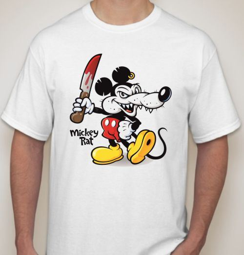 может картинки принты на футболку с изображением крысы говоря аппликацию