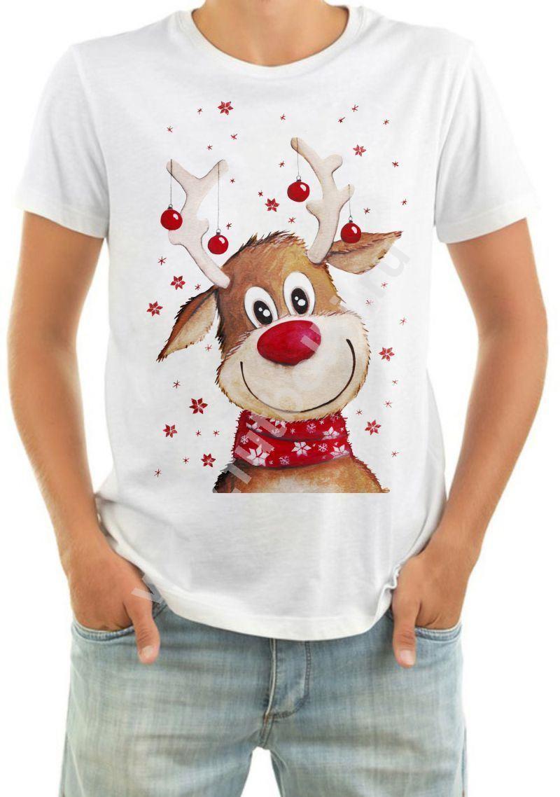картинки на футболки новогодние способ