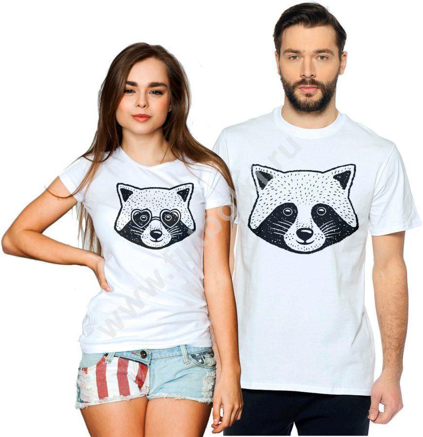 Загрузка, футболки с прикольными картинками для двоих