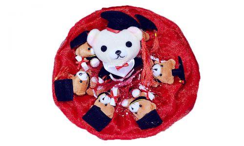 """Букет из мягких игрушек """"7 медвежат"""" (арт.B291) 4998176 ..."""