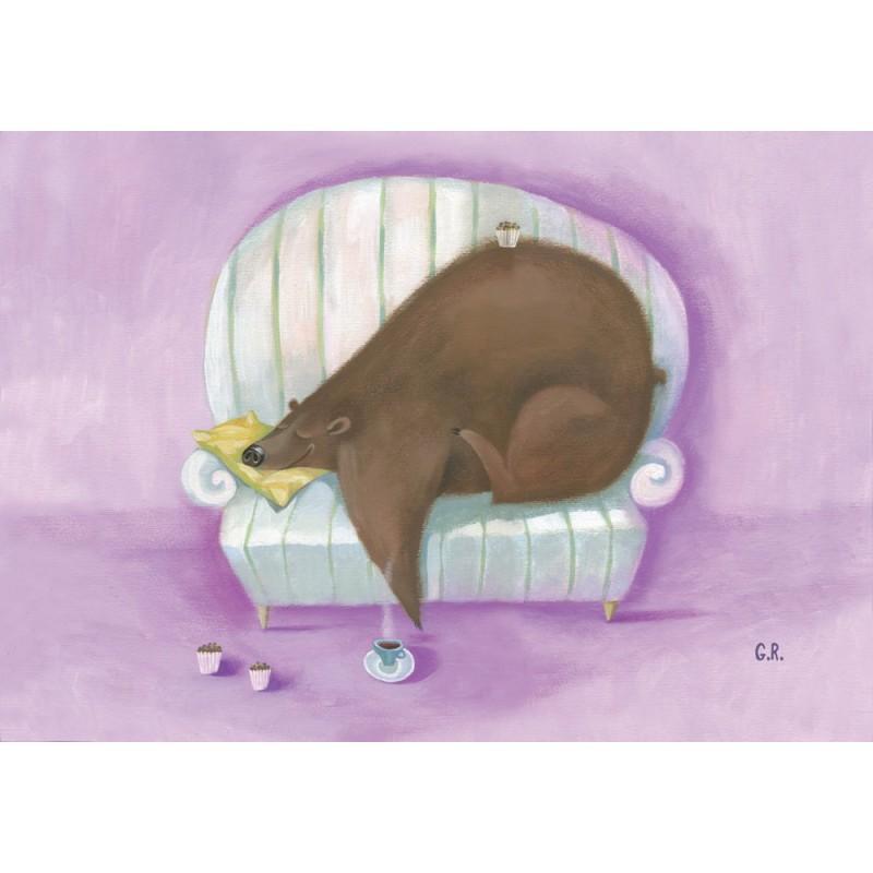 невозможно смешные картинки с медведями которые спят хорошими отзывами рядом