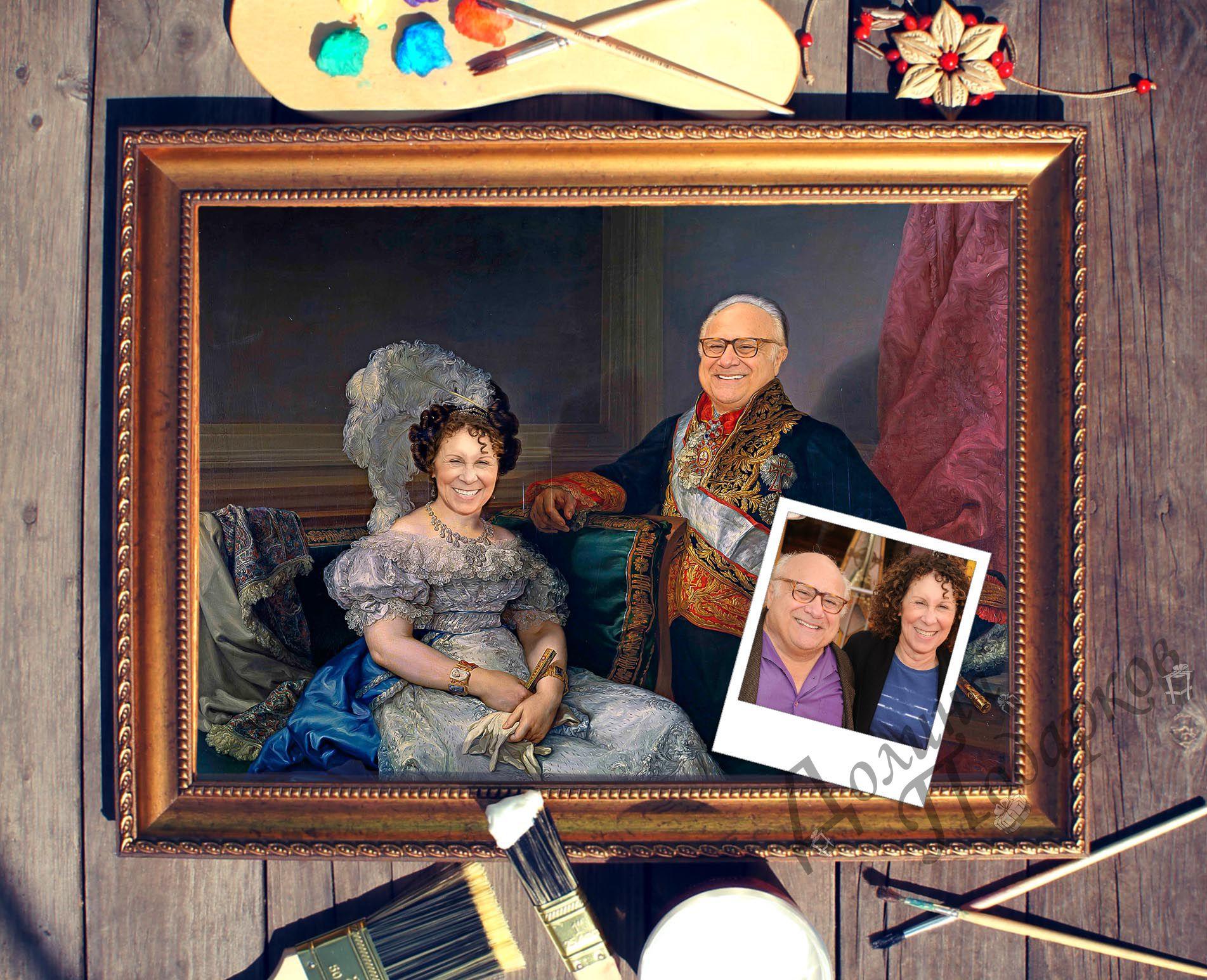 Картины портреты в подарок фото довольно невзрачный