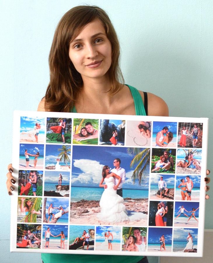 Обидой, видео открытка из фото онлайн