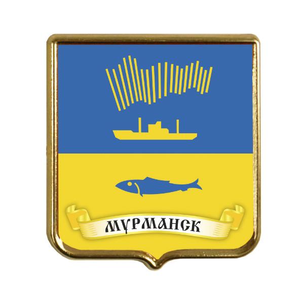 Картинка герб мурманска