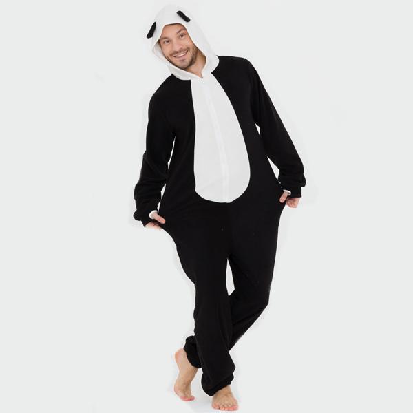 Пижама-комбинезон с ушками
