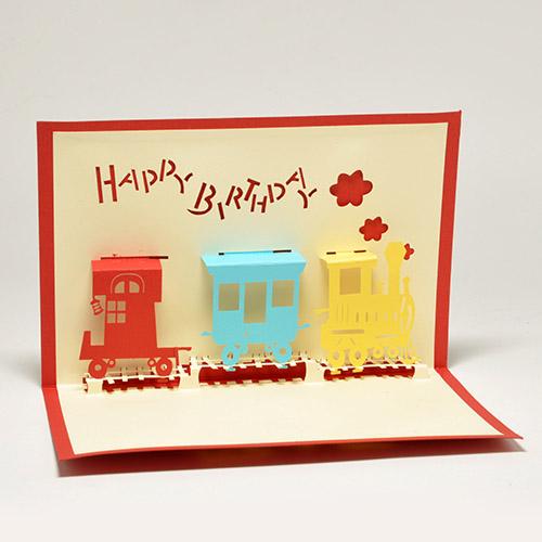 Обьемные открытки с днем рождения для мужчины