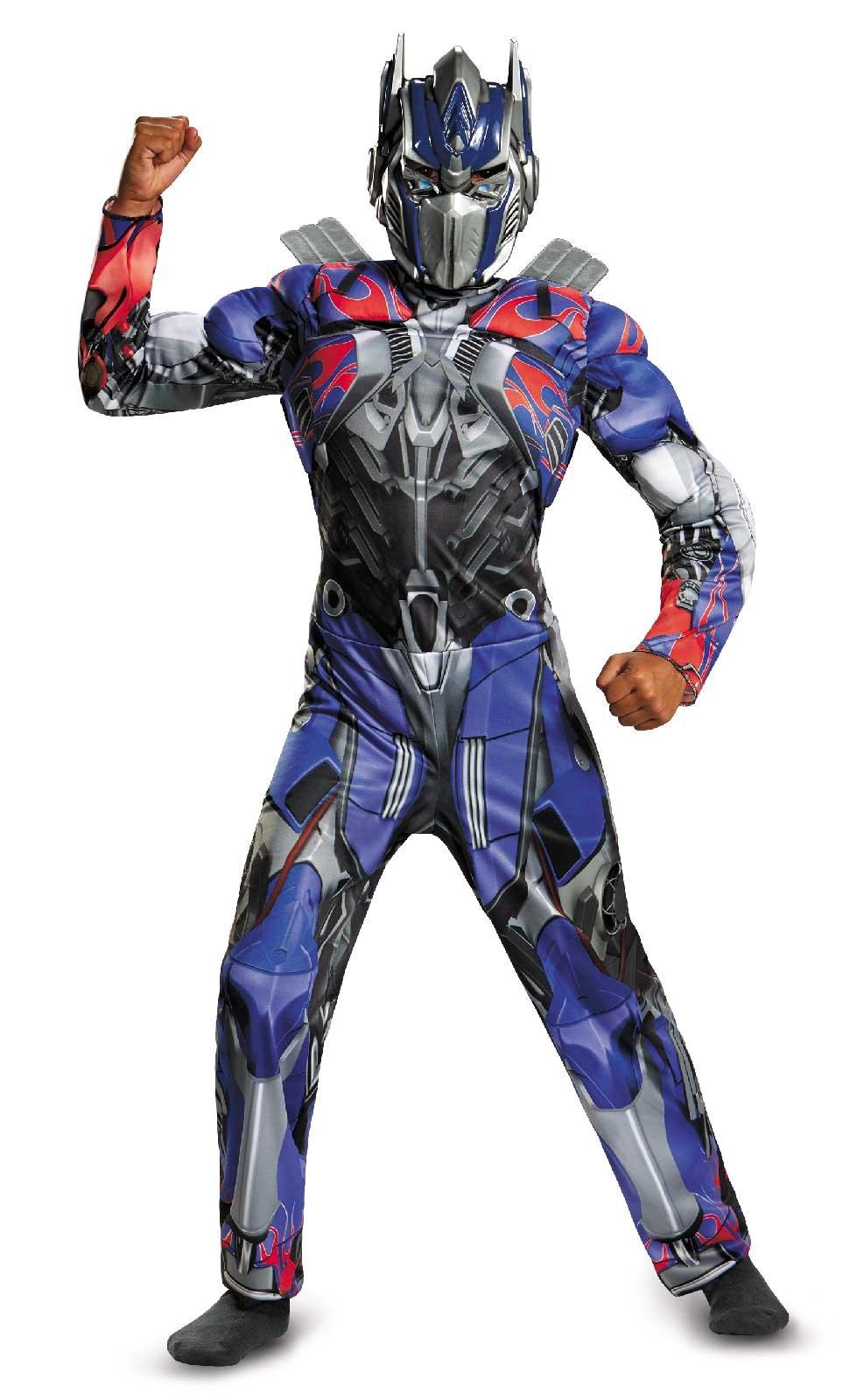 Детский костюм Трансформер Оптимус Прайм (L (длина костюма ...