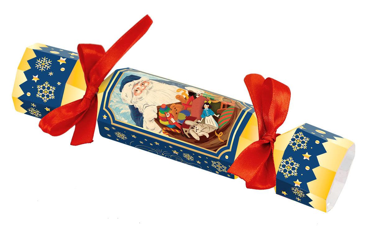 картинки новогодних подарков конфет кошки